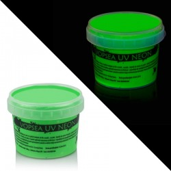 Vopsea UV neon verde