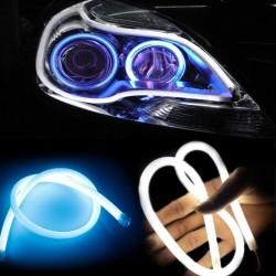 Lumini de zi DRL auto, putere 12W, lungime 60 cm, flexibil