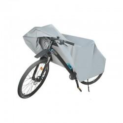 Husa protectie bicicleta/motocicleta, 200x100x130 cm, impermeabila, gri