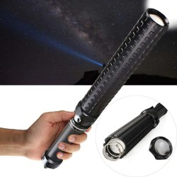 Lanterna CREE LED 7W, Zoom, 3 moduri iluminare, extensibila, metalica