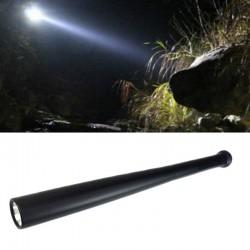 Lanterna auto-aparare CREE LED, 150 lm, 2 moduri, aluminiu, misiuni, patrula