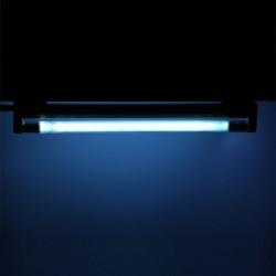Lampa UV-C bactericida 30W, tub sticla cristal Quartz, pentru dezinfectie 30 mp