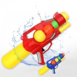 Pusca de jucarie cu apa, rezervor 1.75 litri, 53x26x9 cm, multicolor