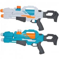 Pistol cu apa pentru copii, jucarie mitraliera, rezervor 330 ml, jet 7 metri