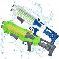 Pusca cu apa, capacitate rezervor 150 ml, lungime 41cm, jucarie pentru copii