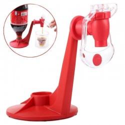 Dozator manual pentru sticle cu bauturi carbogazoase plastic picioruse antialunecare