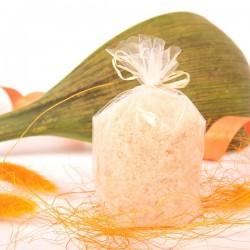 Granule din cristale de sare naturala