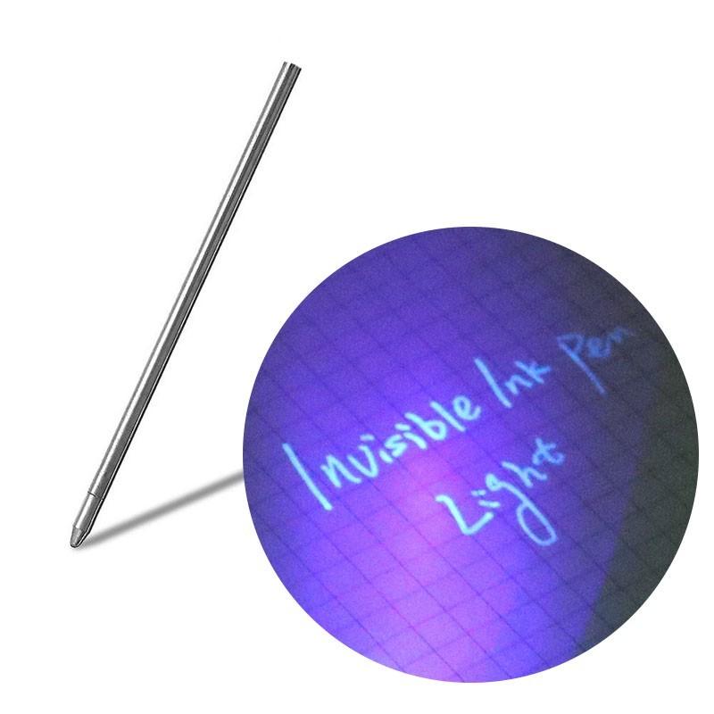 Pasta invizibila pentru pix UV, lungime 46 mm, diametru 1.3 mm