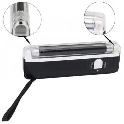 Lampa UV portabila, detector valuta, functie lanterna, 4W, Resigilata