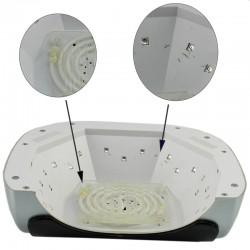 Lampa UV LED CCFL 48W, senzor miscare si timer incorporat, Resigilata