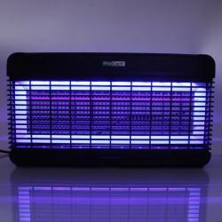Aparat anti-insecte 20 LED-uri UV, raza actiune 300 mp, tavita colectare, alb