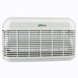 Aparat anti-insecte 12 LED-uri UV, raza de actiune 150 mp, grilaj metalic