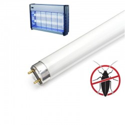 Tub UV-A T8 20W rezerva aparate anti insecte