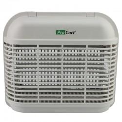 Aparat anti-insecte 8 LED-uri UV, raza de actiune 100 mp, alimentare retea