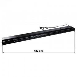 Lampa UV 40W, suport, 122 cm, suprafata reflectoare, alimentare retea electrica