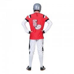 Costum fotbal ameraican barbati, bluza, pantaloni, numarul 5