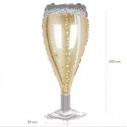Balon folie Cheers, 39x100 cm, auto etansabil
