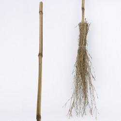 Matura vrajitoare, 115 cm, Halloween, petrecere copii, bambus
