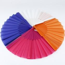 Evantai colorat, dimensiuni 22x42x2 cm, design simplu
