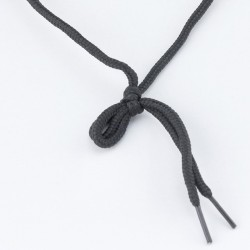Palarie Cowboy, 39x32 cm, snur, decoratiuni metalice, negru