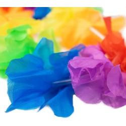 Ghirlanda de flori, marime universala, petrecere, multicolora