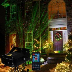 Proiector Laser holografic cu telecomanda si trepied