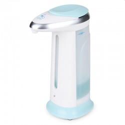 Dozator cu senzor pentru sapun lichid, rezervor 400 ml, baterii