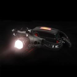 Lanterna de cap cu led CREE 160 lumeni cu acumulator