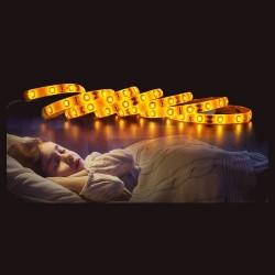 Banda LED cu senzor de miscare pentru iluminare pat, IP54, Resigilat