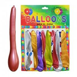Baloane forma sarpe, latex,...