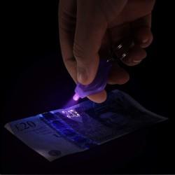 Breloc cu LED UV 385 nm,...