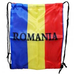 Sac sport tricolor Romania,...