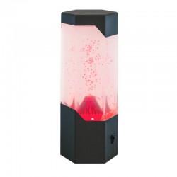 Lampa lava LED cu efect de...