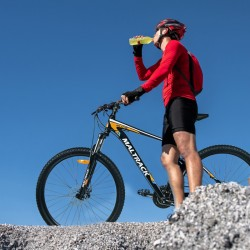 Bicicleta mountain bike, BIG BOSS, cadru aluminiu, roata 29 inch, latime 2.1'', 24 viteze Shimano, frane pe disc, MALTRACK