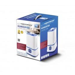 Umidificator 25W, rezervor 3.5l, aer rece, afisaj LCD, Esperanza Hydro Spa