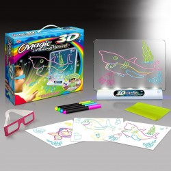 Tablita 3D pentru desen,...