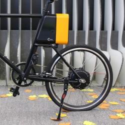 Cric bicicleta, reglabil 24-29 inch, aluminiu, maxim 10 kg, prindere laterala