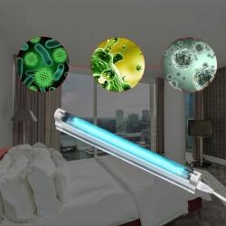 Lampa UVC bactericida cu Ozon, 8W, suprafata sterilizata 8 mp, fixare perete