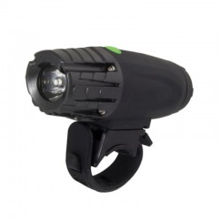 Lanterna frontala bicicleta, LED 180 lm, 3 moduri iluminare, clema