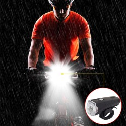 Lanterna LED bicicleta, 180...