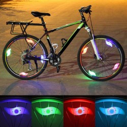 Lumina LED spite bicicleta,...