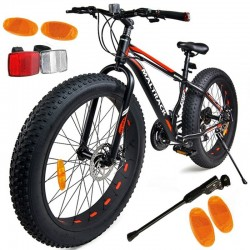 Bicicleta MalTrack Fat Bike...