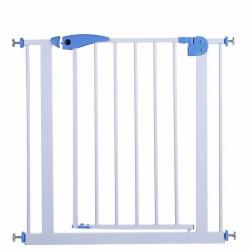 Poarta de siguranta pentru copii, latime montare 75-85 cm, inaltime 76 cm, metal