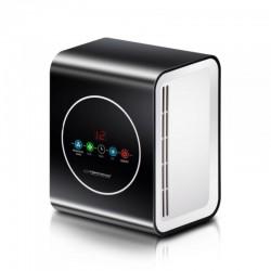 Dispozitiv de sterilizare cu lampa UV-C, purificare aer 30 mc/h 10W, 3 filtre, suprafata 20 mp, afisaj LCD, timer