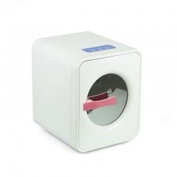 Sterilizator UV pentru obiecte si instrumente cu lampa bactericida si temporizator, raft cu grilaj, 25x27.5x32 cm