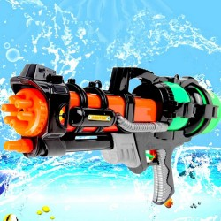 Pistol mitraliera cu apa,...