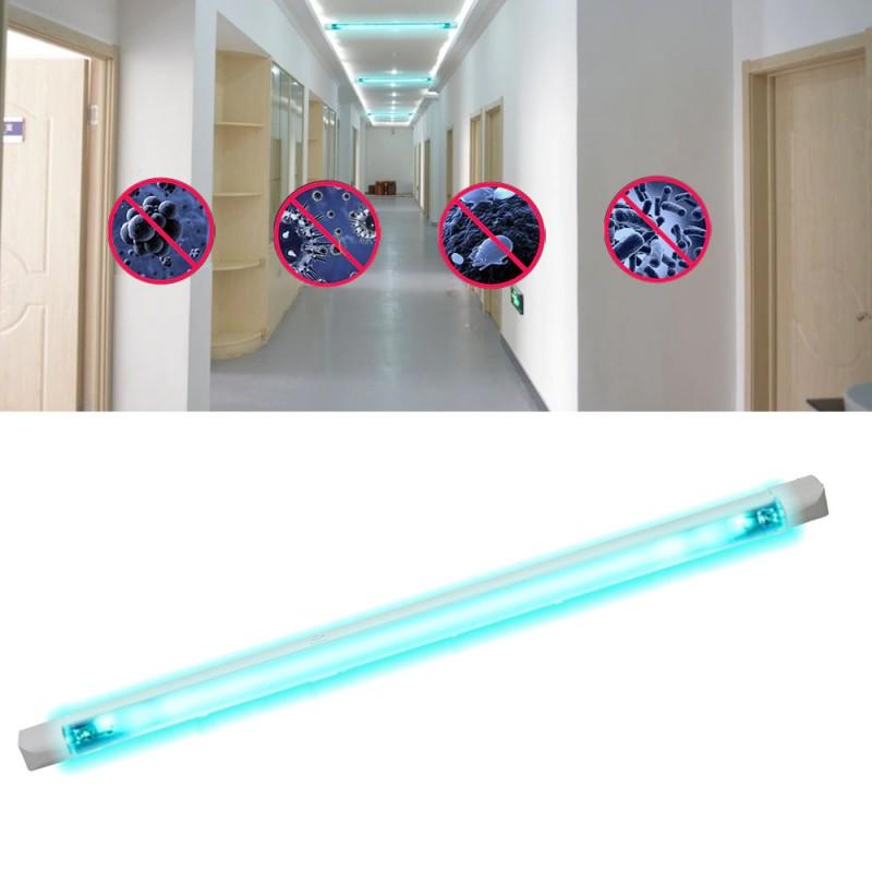 Lampa bactericida UVC 30W, tub Osram, dezinfectare si sterilizare, montare perete, intrerupator