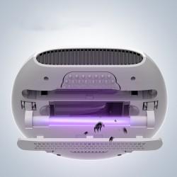 Aspirator UVC microbian germicid 450W, filtru HEPA, 8000 rpm, jet aer 50 grade, ZeroMax