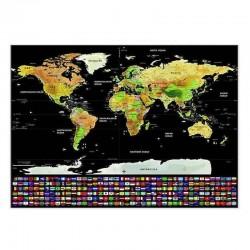 Harta lumii razuibila,...