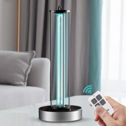 Lampa UVC bactericida 38W, temporizator touch, telecomanda, 38 mp